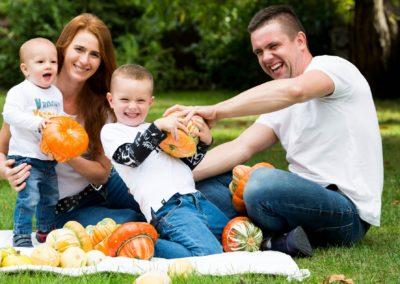 2 sesje rodzinne lifestyle