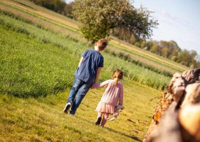 29 rodzinny spacer w obiektywie fotograf leszno